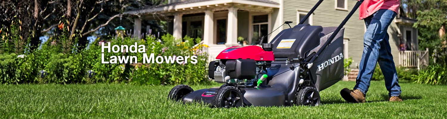 honda power equipment lawnmowers