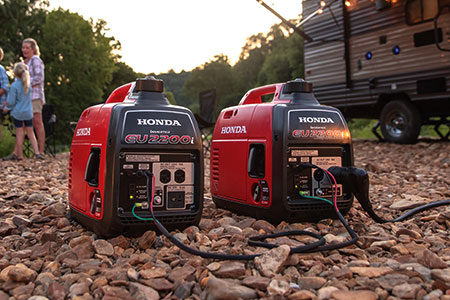 honda power equipment all generators