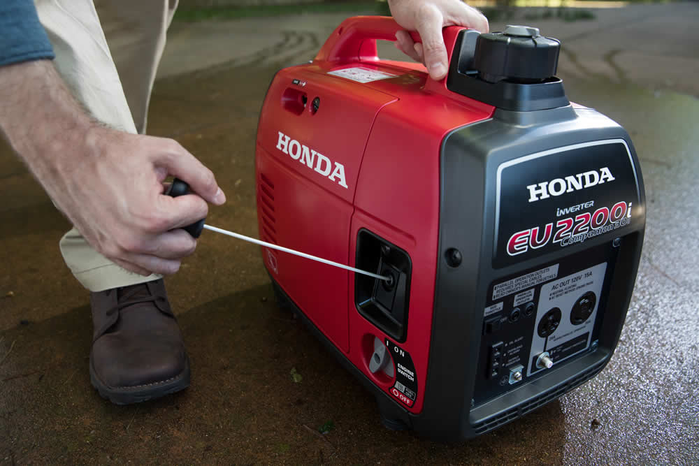 Eu2200i Super Quiet Inverter Generators Honda Generators
