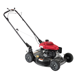 honda lawnmowers hrs