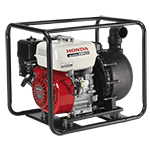 honda pumps chemical