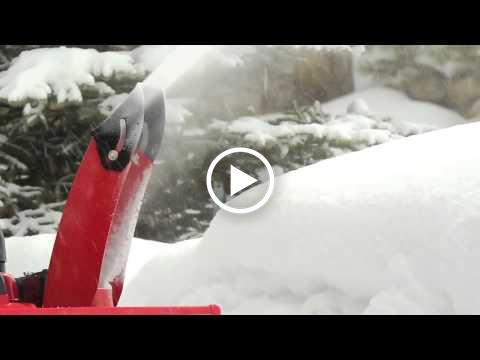 Honda HSS724AW and HSS724AWD Snow Blowers Overview