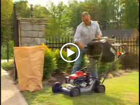 Hrc Commercial Mower Overview