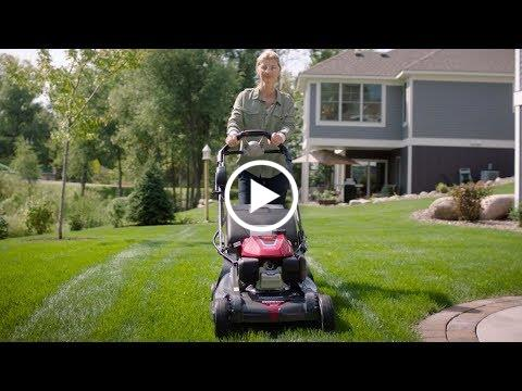 Hrx Mower Line Overview